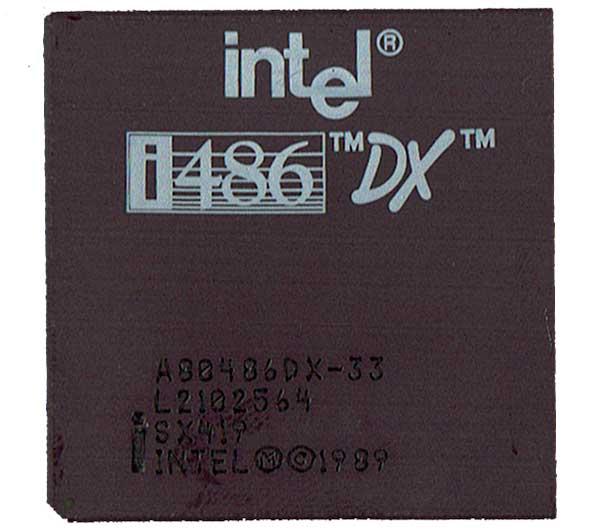 インテル i486CPU